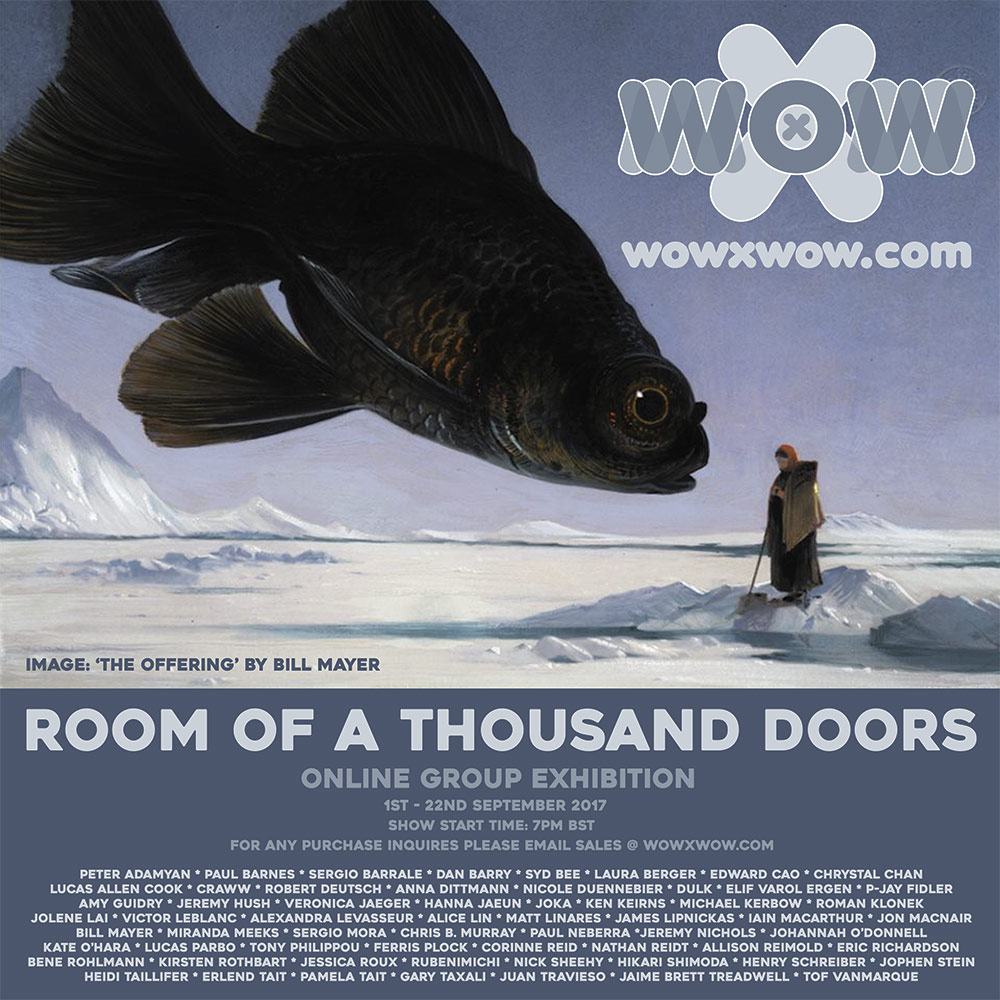 Room of a Thousand Doors - Flyer (Bill Mayer).jpg