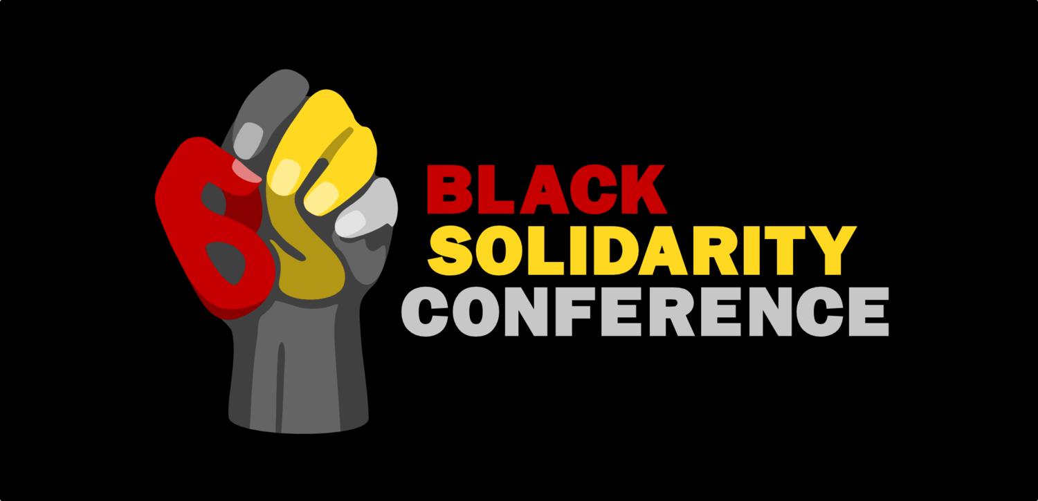 The Official Black Solidarity Conference at Yale