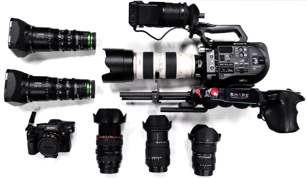 Camera Gear -