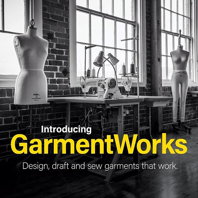 Hey everyone! Check out the new school @saragalm and I have founded! Register now on our website. Link in profile. Be sure to follow us @garmentworksschool . . . . . . #patternmaking #handmadeclothing #fashioncareer #berkeley #menwhosew #dressmaking #sewistsofinstagram #patterndrafting #apparelproduction