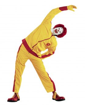 Image result for get active with ronald mcdonald