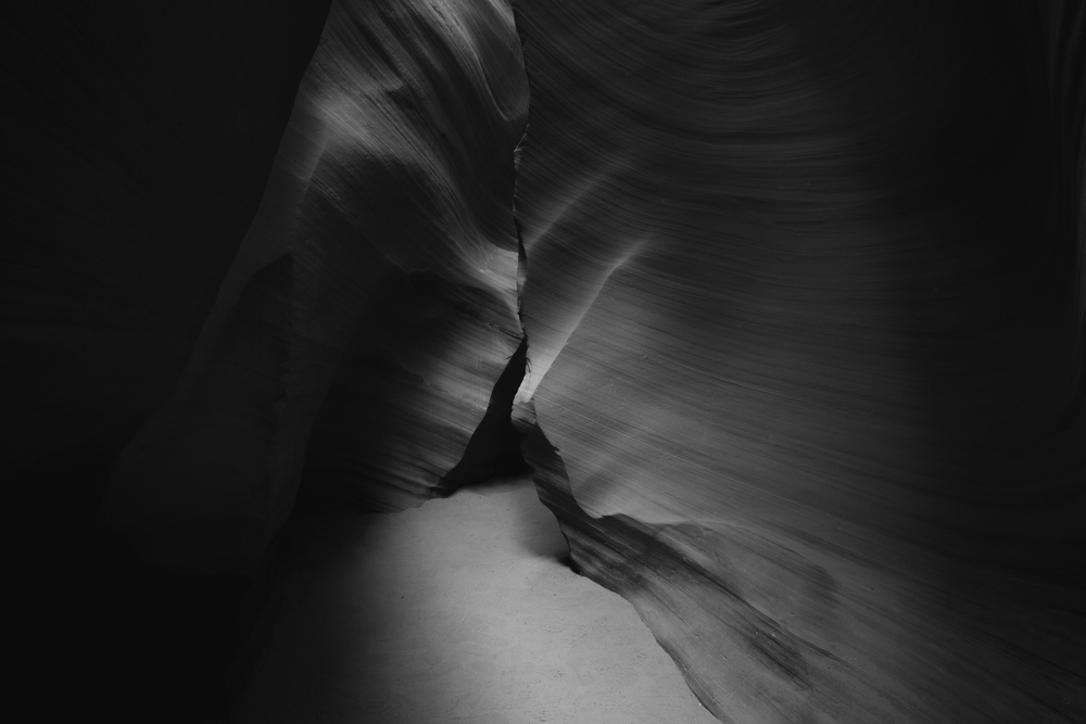 Passage at Antelope Canyon
