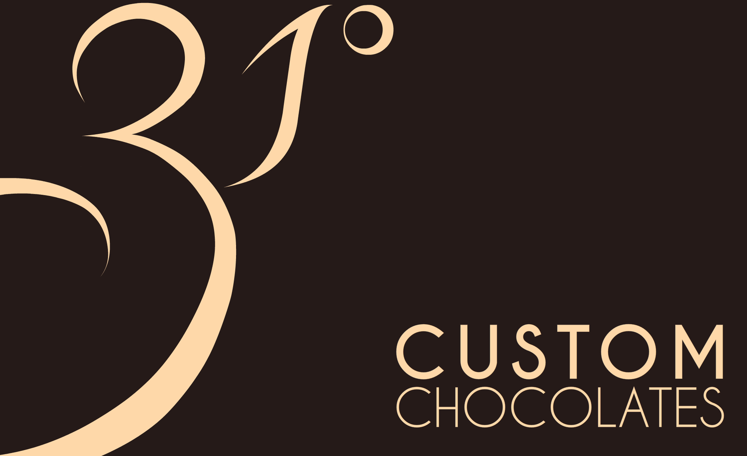 31 Degrees Custom Chocolates