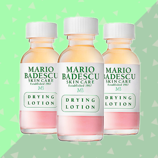 An Ethical Dupe For Mario Badescu S Drying Lotion Selva Beat
