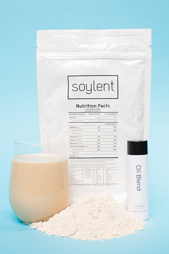 Photo source: Soylent