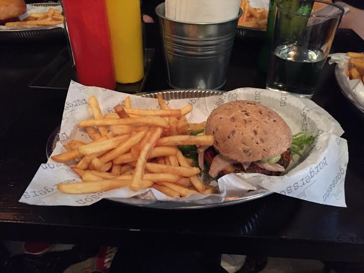 burgersson