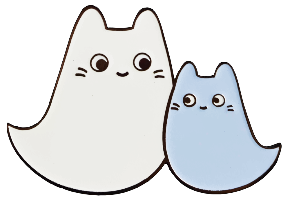 Ghost Cat Pals