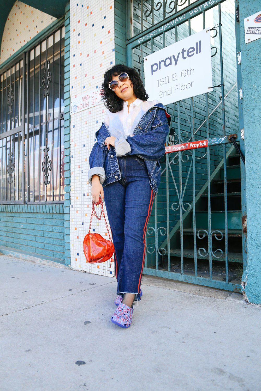 2419e9fcf6951 We Asked 5 Brave Stylists to Make Crocs Cool Again — Selva Beat