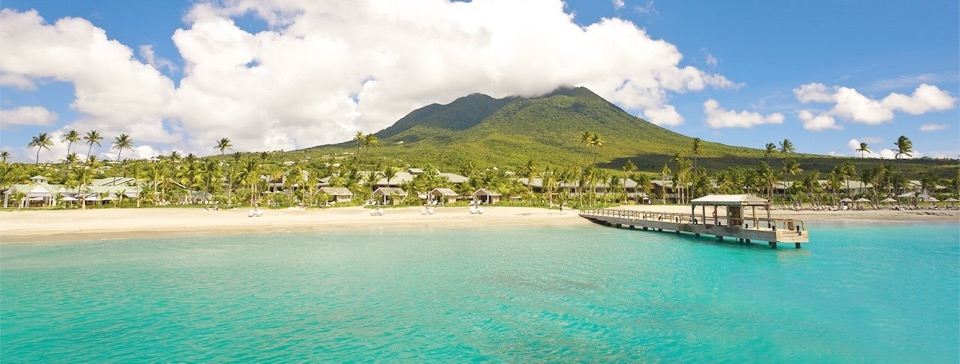 Photo courtesy of Four Seasons Nevis
