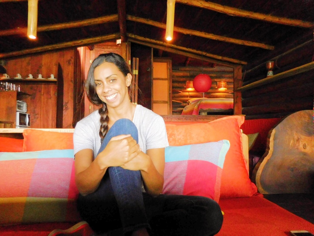 My cabin at El Sol