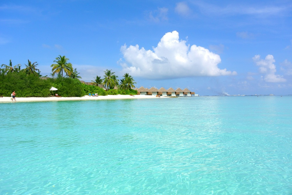 Maldives perfect honeymoon destination