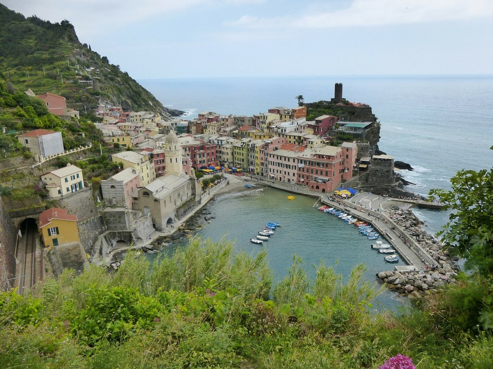 Cinque Terre Day Trip from Florence