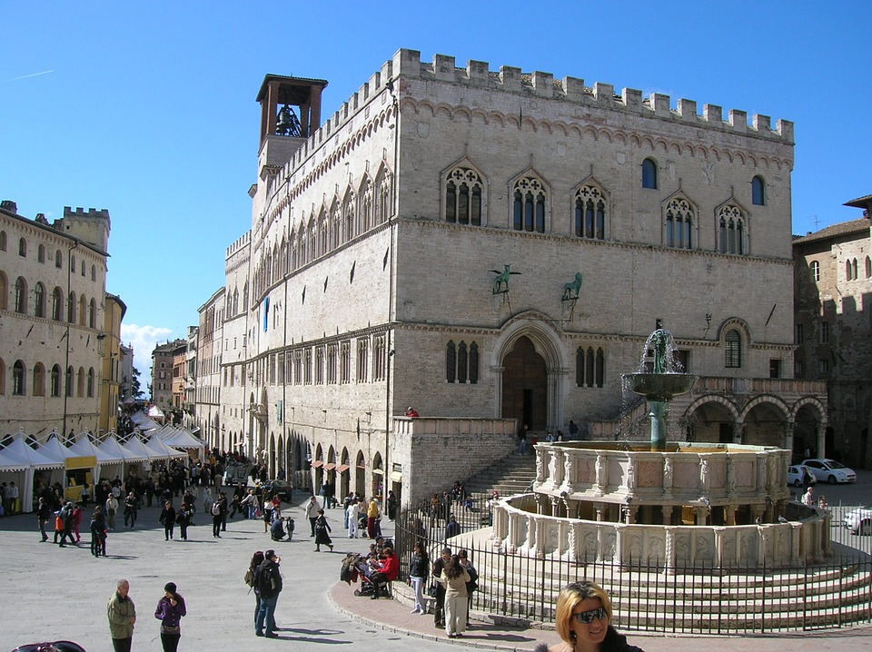 Day trip from Florence to Perugia