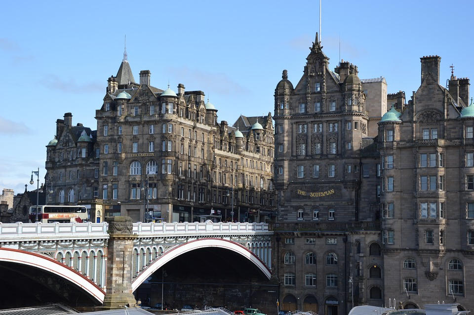 Vacation in London and Edinburgh