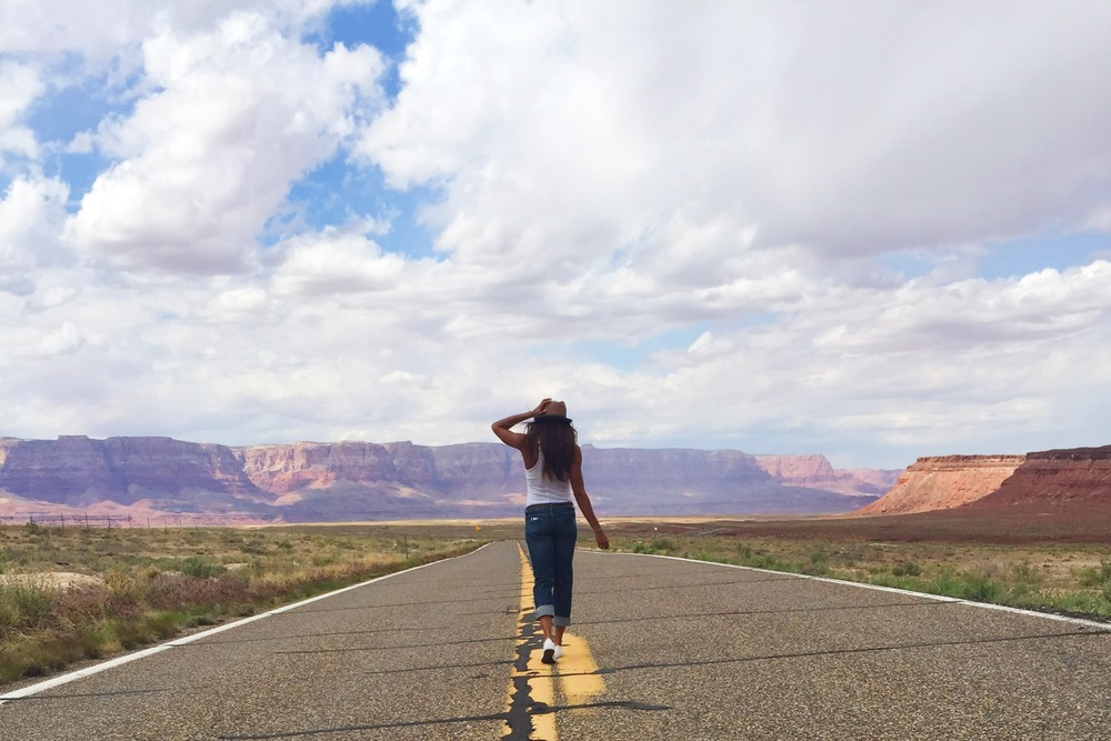 best road trip itinerary for grand canyon, antelope canyon, horseshoe bend, zion