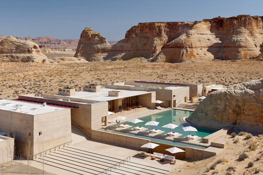 photo courtesy of Amangiri