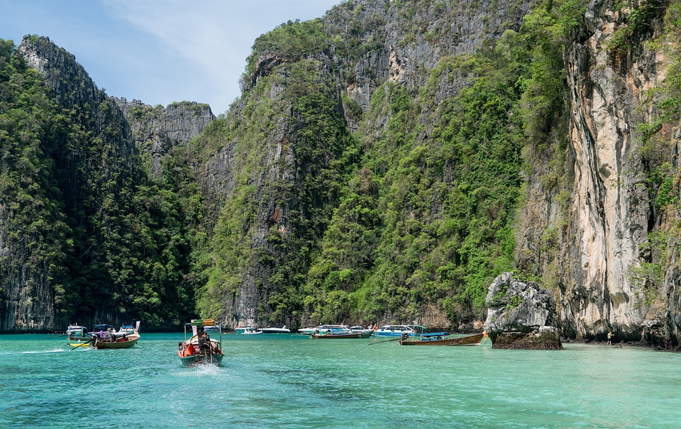 Plan a trip to Thailand