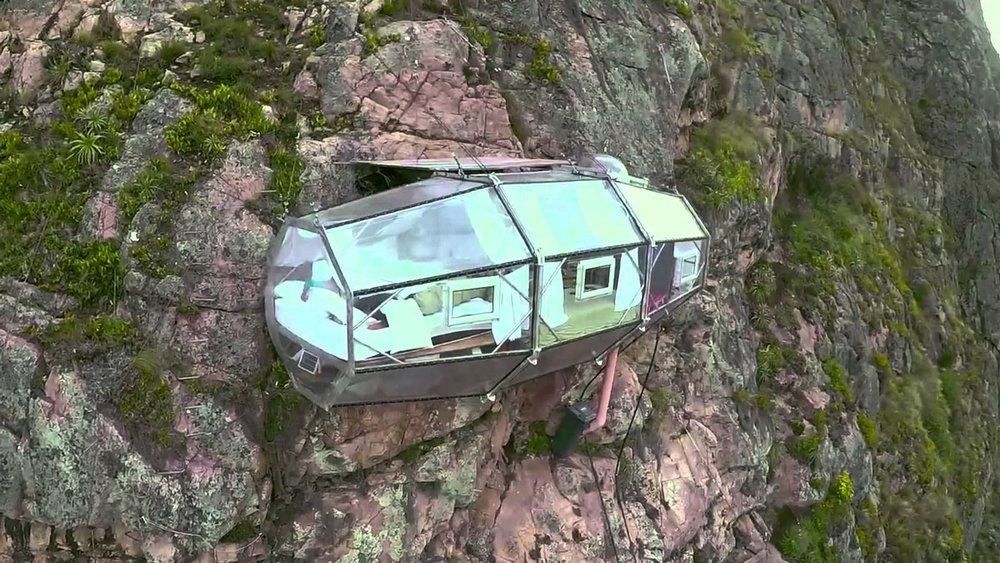 capsule hotel in peru