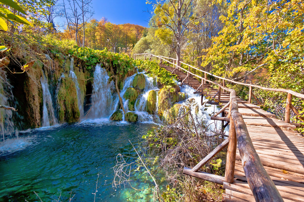 where to travel to europe in the fall. Croatia