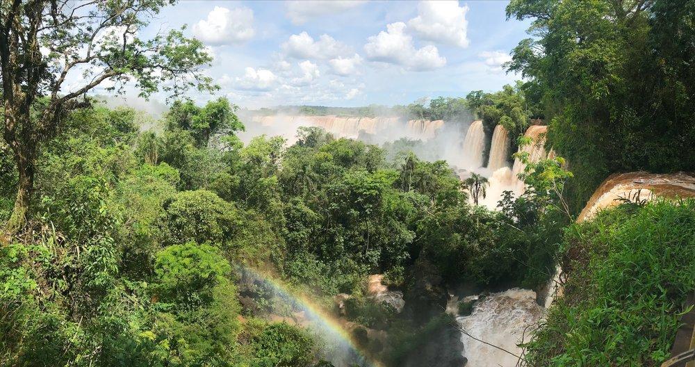 The best way to visit Iguazu Falls