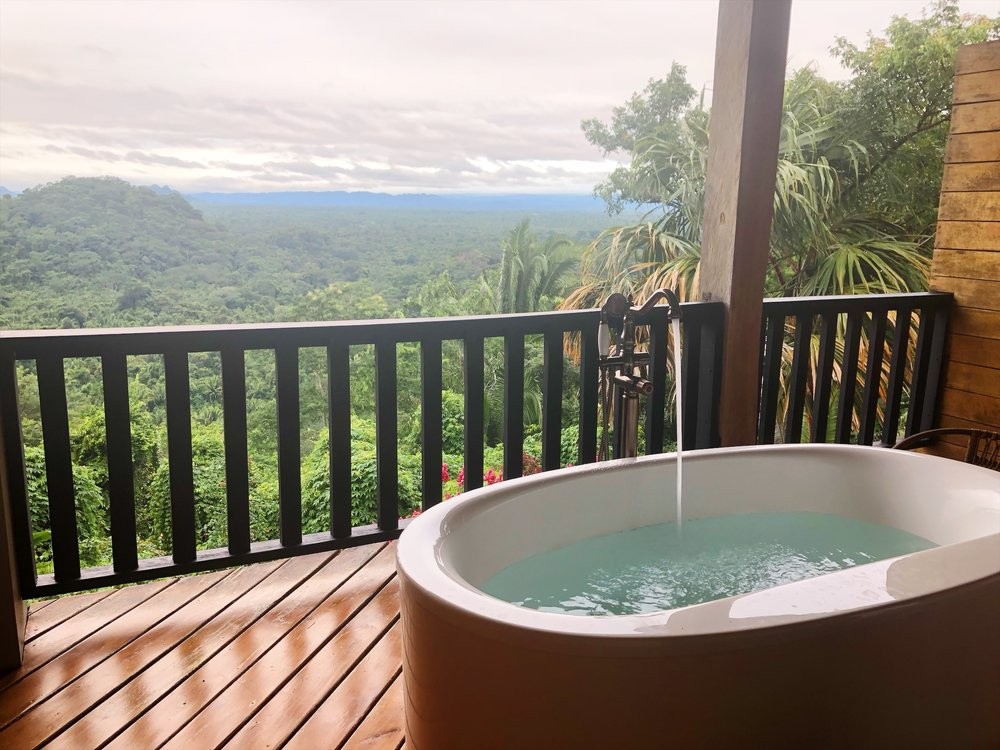 Canopy Suite Copal Tree Lodge