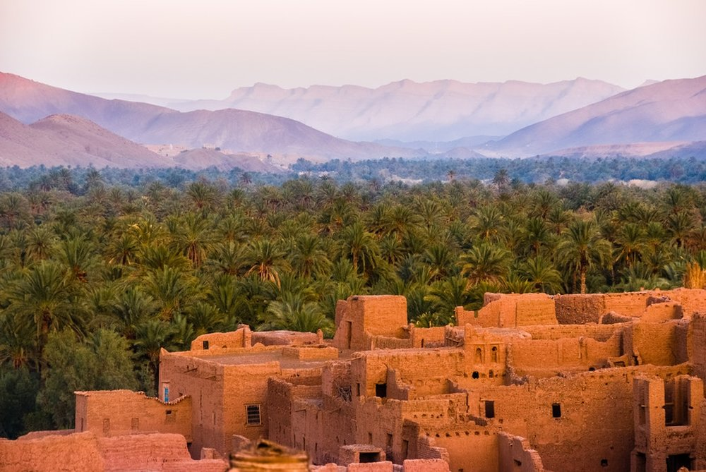 Plan a vacation to Morocco