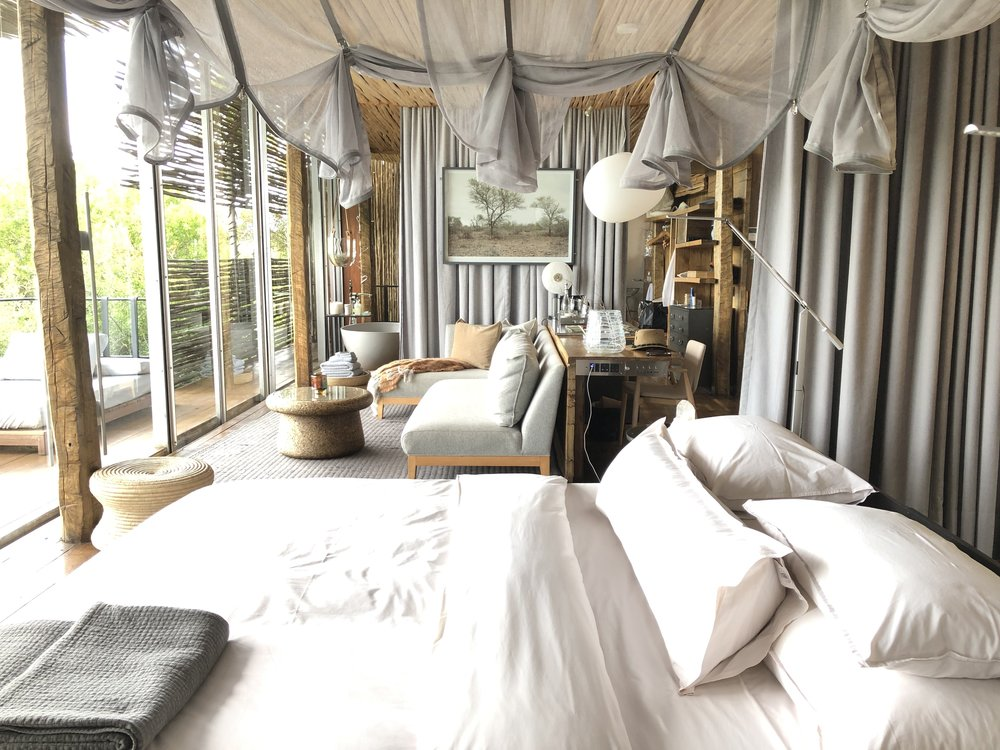 Choosing a luxury safari lodge in South Africa