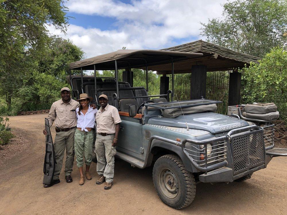 Best safari lodge in Kruger National park