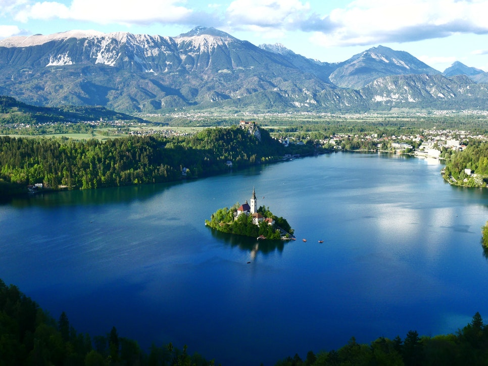 How to plan a vacation to Slovenia