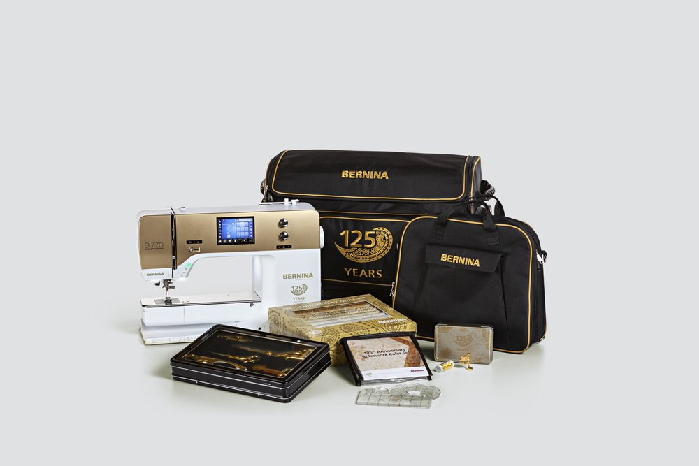 The GORGEOUS Anniversary Edition 770QE is in the shop now. - Receive a fantastic Golden Bundle worth $2,300 with purchase of this beauty!