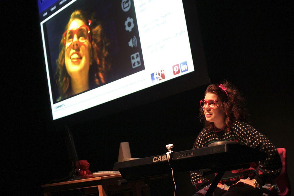 Speech & Debate. Photo credit: Matt Reznek