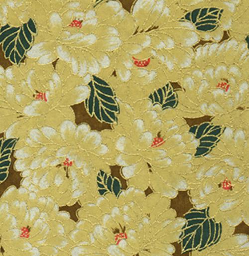 119 yellow grey floral pattern japanese chiyogami yuzen paper 119 yellow grey floral pattern japanese chiyogami yuzen paper mightylinksfo