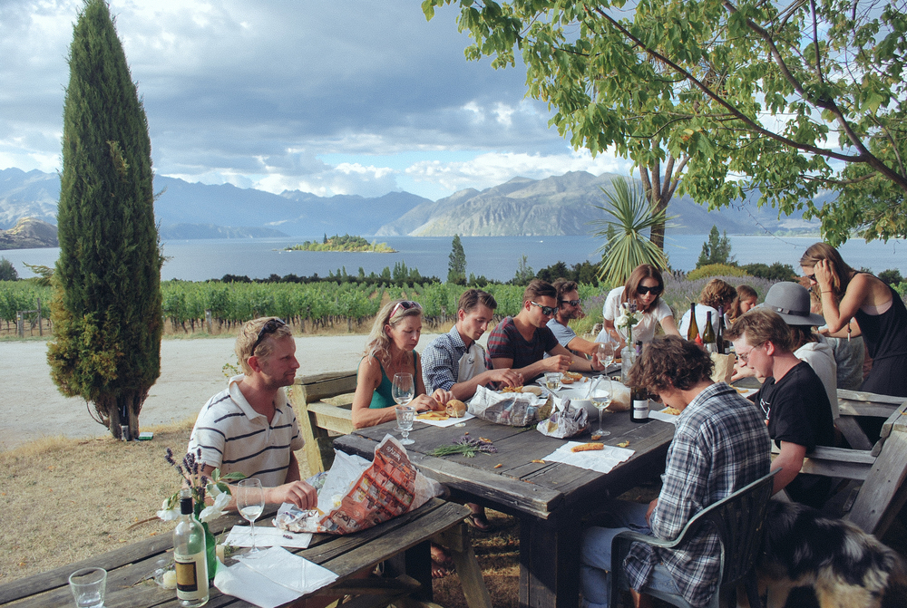 Rippon - The first Winefolk event