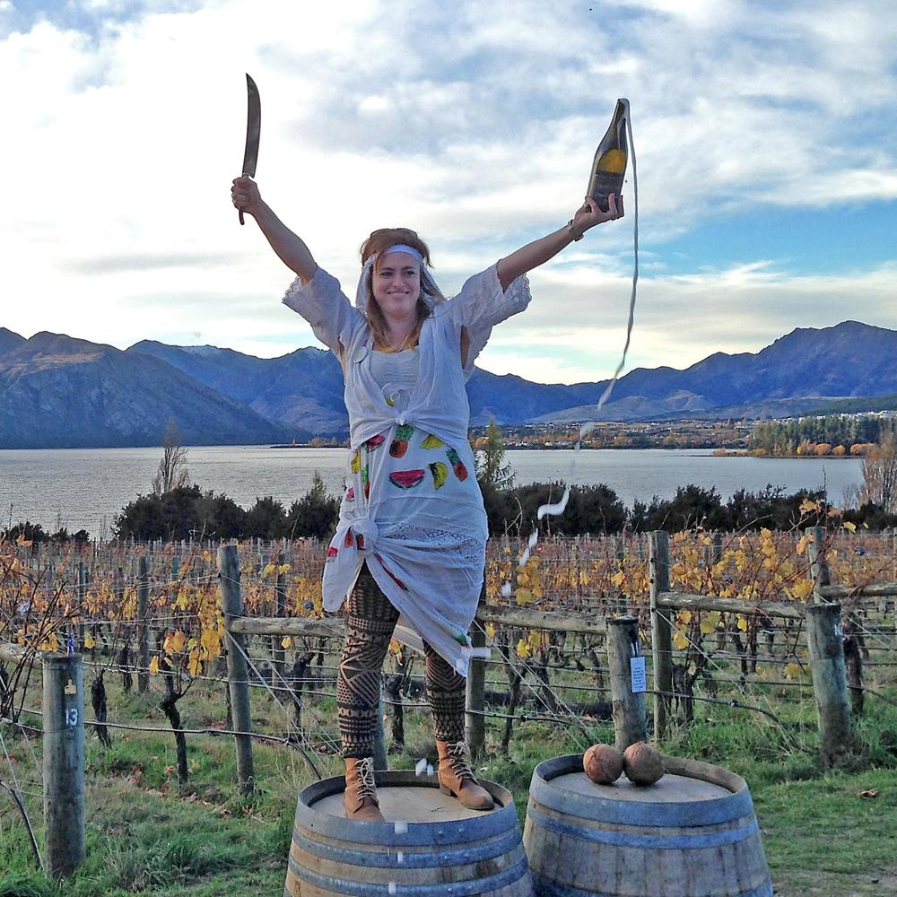 Hello! I'm Briar and I call Central Otago home. I'm into all things food and beverage and dabble in a bit of gardening and craft too. I've spent plenty of time in vineyards but more behind a desk and in the Cellar Door. At the moment I live in Christchurch. Read More ->