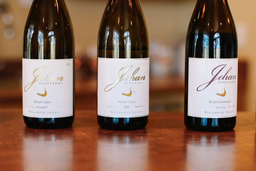 Johan are biodynamic producers in the Willamette Valley. Incredibly delicious and authentic wine.