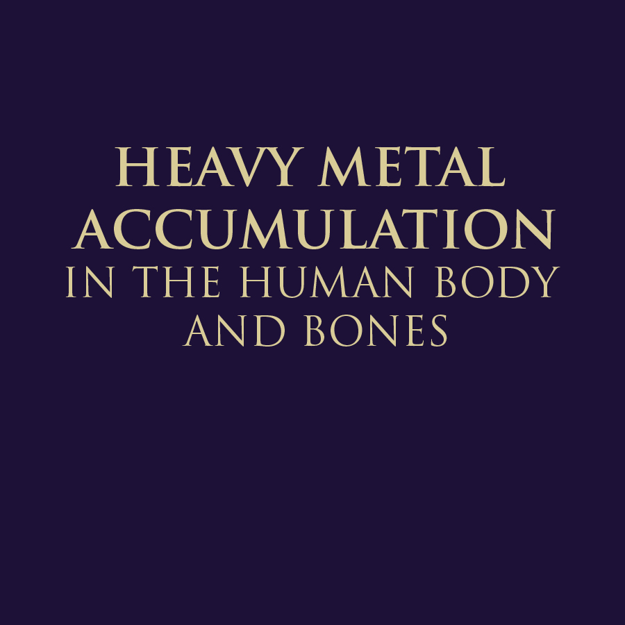 HEAVY METAL IN THE BONES
