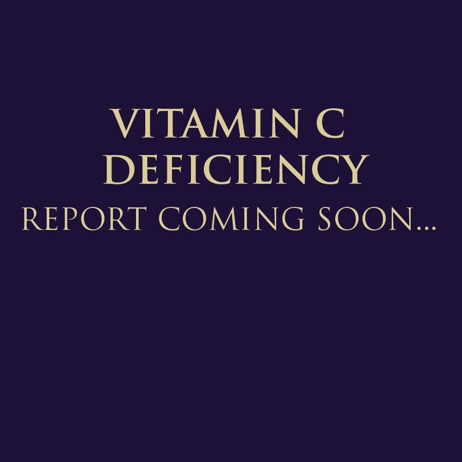 VITAMIN C DEFICIENCY