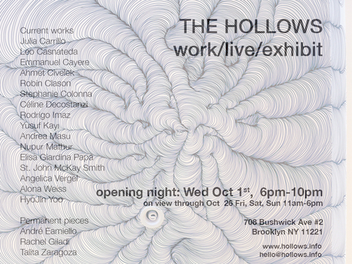 Wednesday 1st October, 2014.  708 Bushwick Ave #2  Brooklyn NY 11221