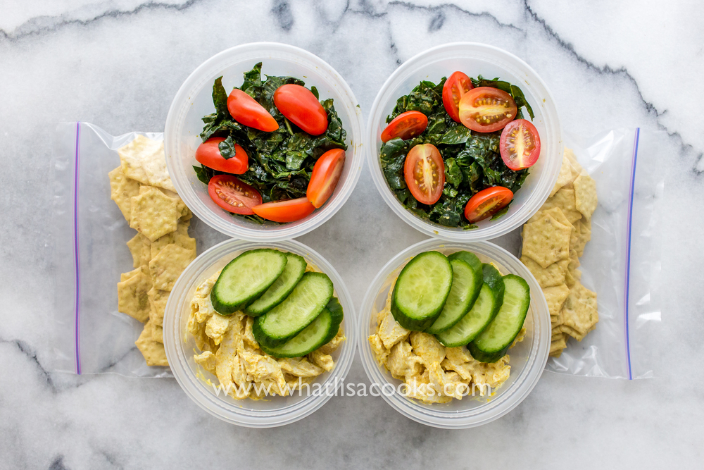 grown up lunch for a field trip day | whatlisacooks.com