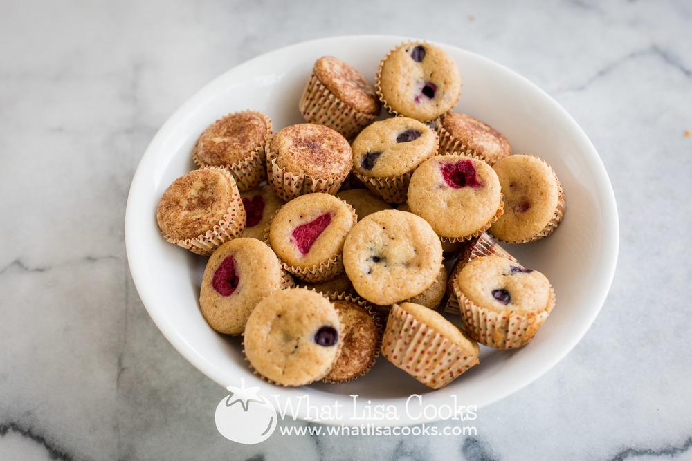 pancake muffin bites | whatlisacooks.com
