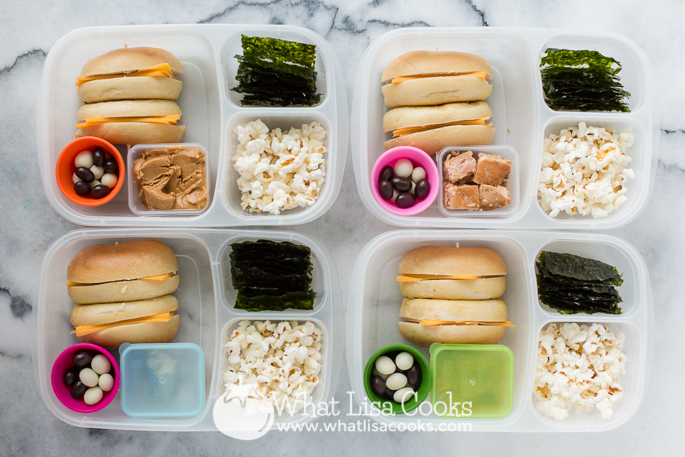 pack school lunch - from whatlisacooks.com