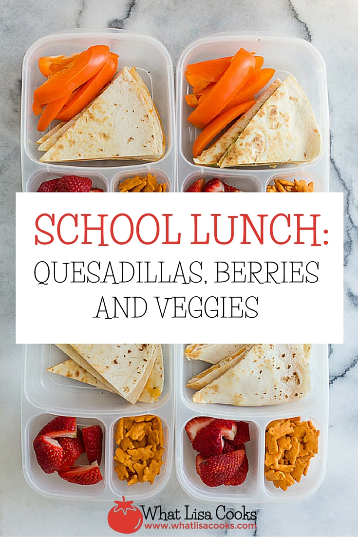 quick and easy school lunch idea from whatlisacooks.com