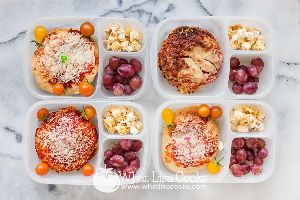 Personal Pizza for lunch | WhatLisaCooks.com
