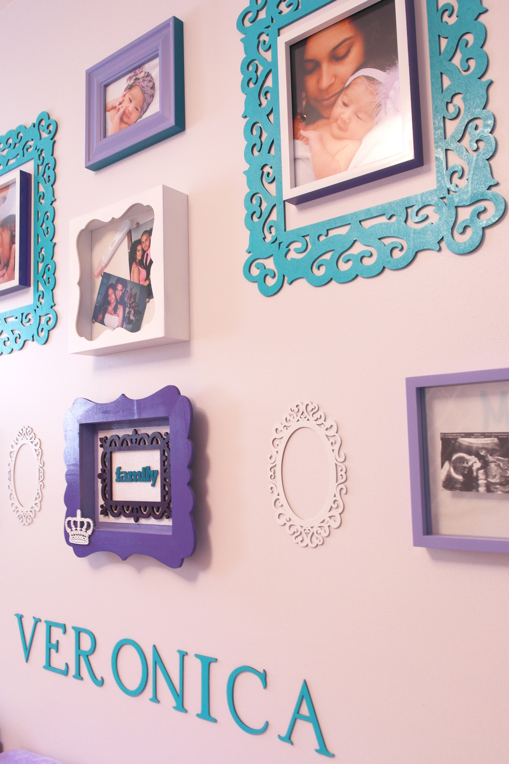Amelias-Decorating-and-Design-New-Jersey-Interior-Design-Baby-Veroncia-Nursery-Design-Purple-and-Teall-Wall-Collage.jpg