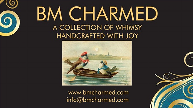 bmcharmed.com:  BM Charmed Collection of Handcrafted Whimsical Jewelry