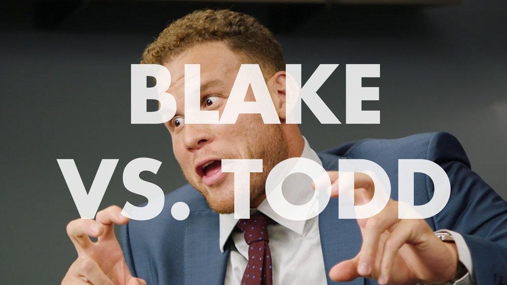 Blake Vs. Todd
