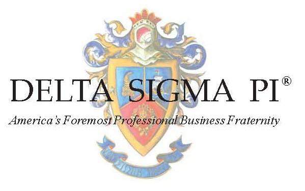 Delta Sigma Pi Professional Business Fraternity