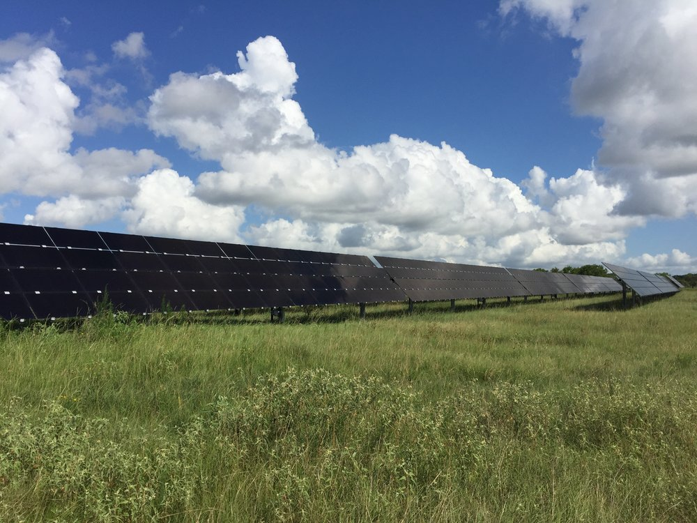 Explore the solar farm that produces your local renewable electricity and plan your visit to see it up close. Learn more