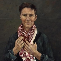 Martin Tighe's 2014 Archibald Prize portrait of Emma Ayres