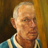 Martin Tighe Self-portrait